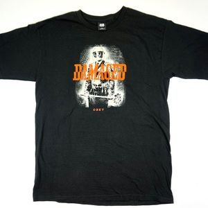 Obey Men's Graphic T Shirt NEW Los Angeles